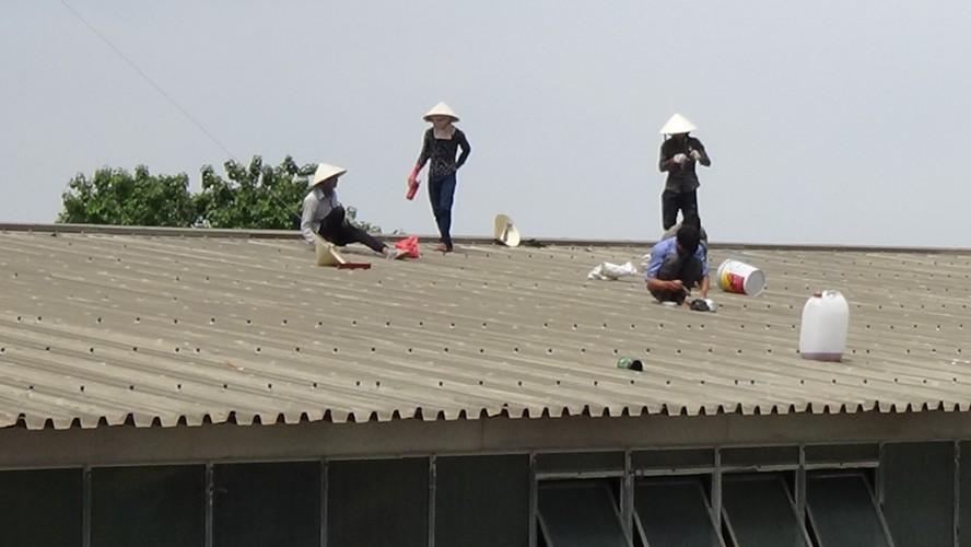 Dịch vụ chống dột nhà ở tại tphcm