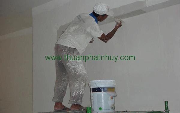 Thợ chống thấm nhà ở HCM