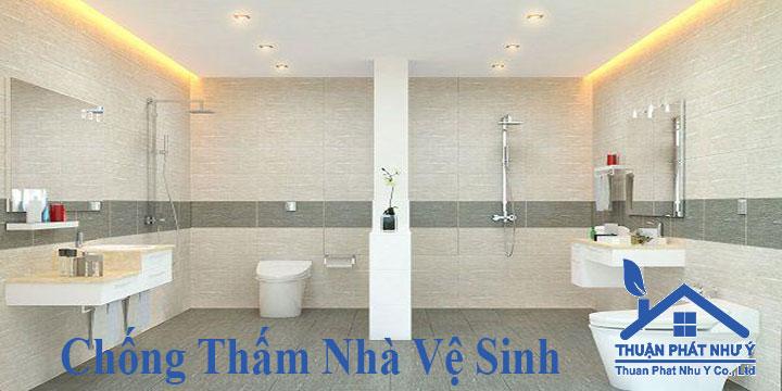 Chuyên chống thấm nhà vệ sinh