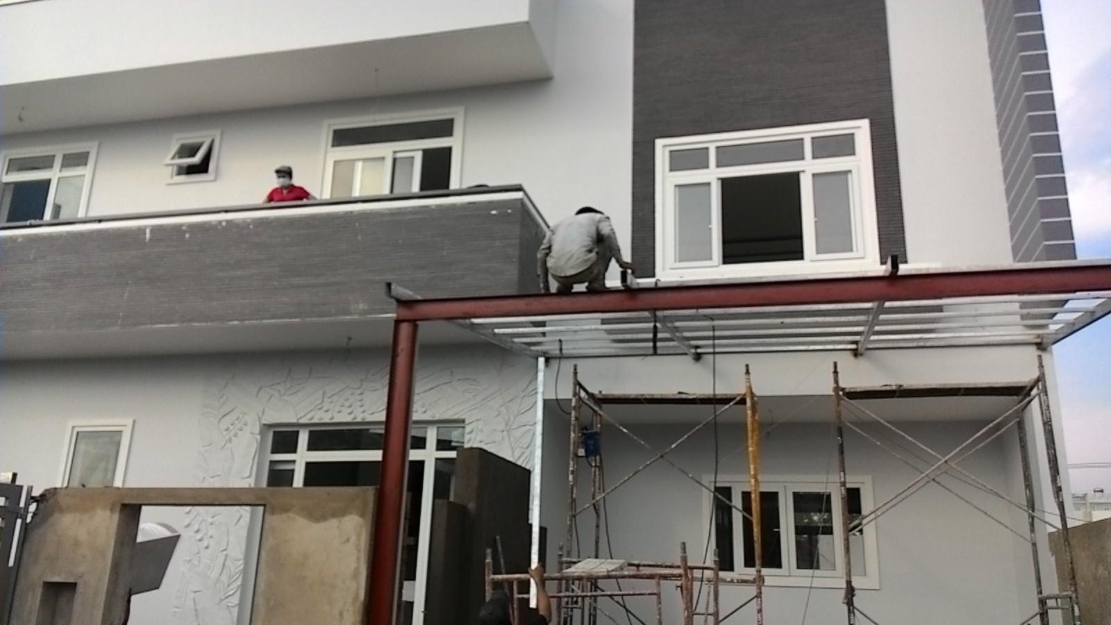 Dịch vụ sơn sửa nhà tại tphcm