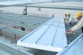 Sửa chữa mái tôn nhà tại TPHCM