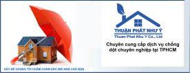 Sửa nhà bị dột tại TPHCM Uy Tín