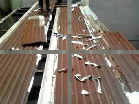 Thợ chuyên chống dột mái tôn tại quận 4