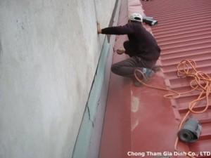 Dịch vụ sửa mái tôn ở tại tphcm
