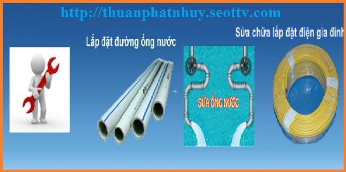 Sửa chữa ống nước quận 2
