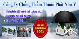 Công ty chống thấm tại TPHCM