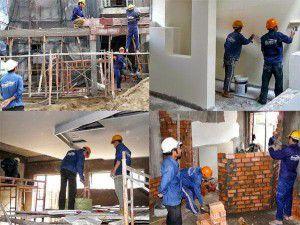 Sơn sửa nhà trọn gói tại tphcm