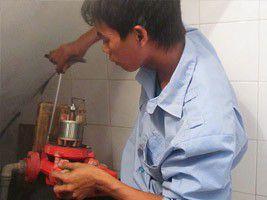 Sửa máy bơm tại nhà