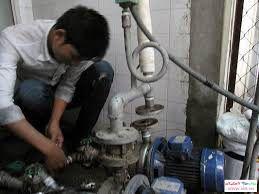 Sửa máy bơm nước tăng áp tphcm