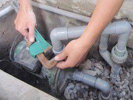 Sửa ống nước tại nhà