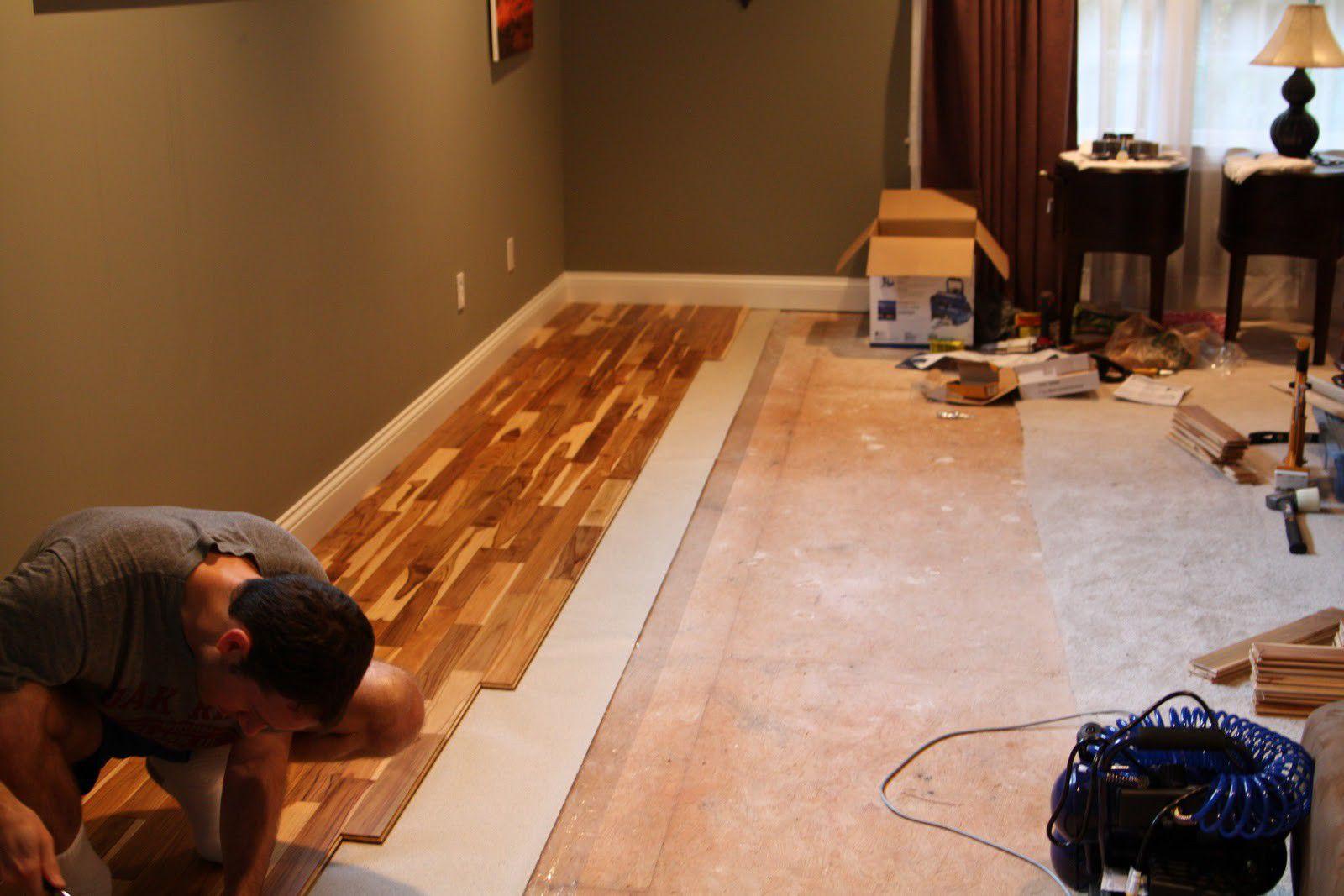 Thợ lắp đặt sửa chữa sàn gỗ tại tphcm