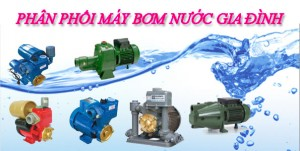 Chuyên lắp máy bơm nước ở tphcm