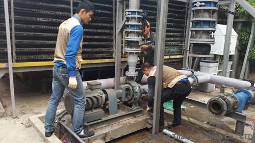 Thợ sửa máy bơm nước quận tân bình