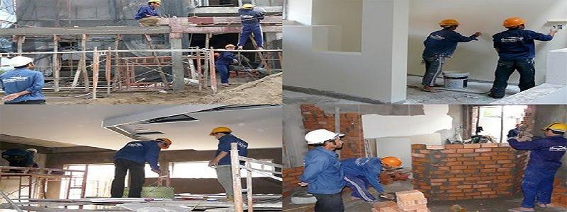 Dịch vụ sửa chữa nhà quận 10