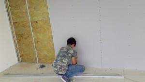 Thợ sửa trần thạch cao ở quận 1