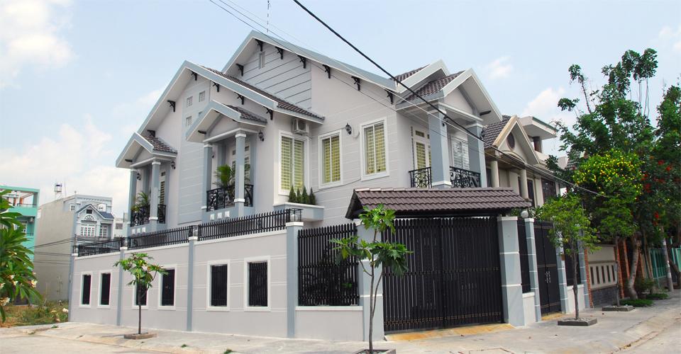 Thợ chuyên sơn nhà ở tphcm