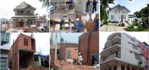 Dịch vụ sơn sửa chữa nhà ở tại tphcm