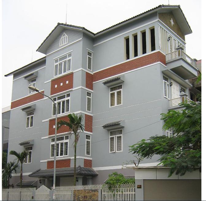 Dịch vụ sơn nhà ở tại quận 11