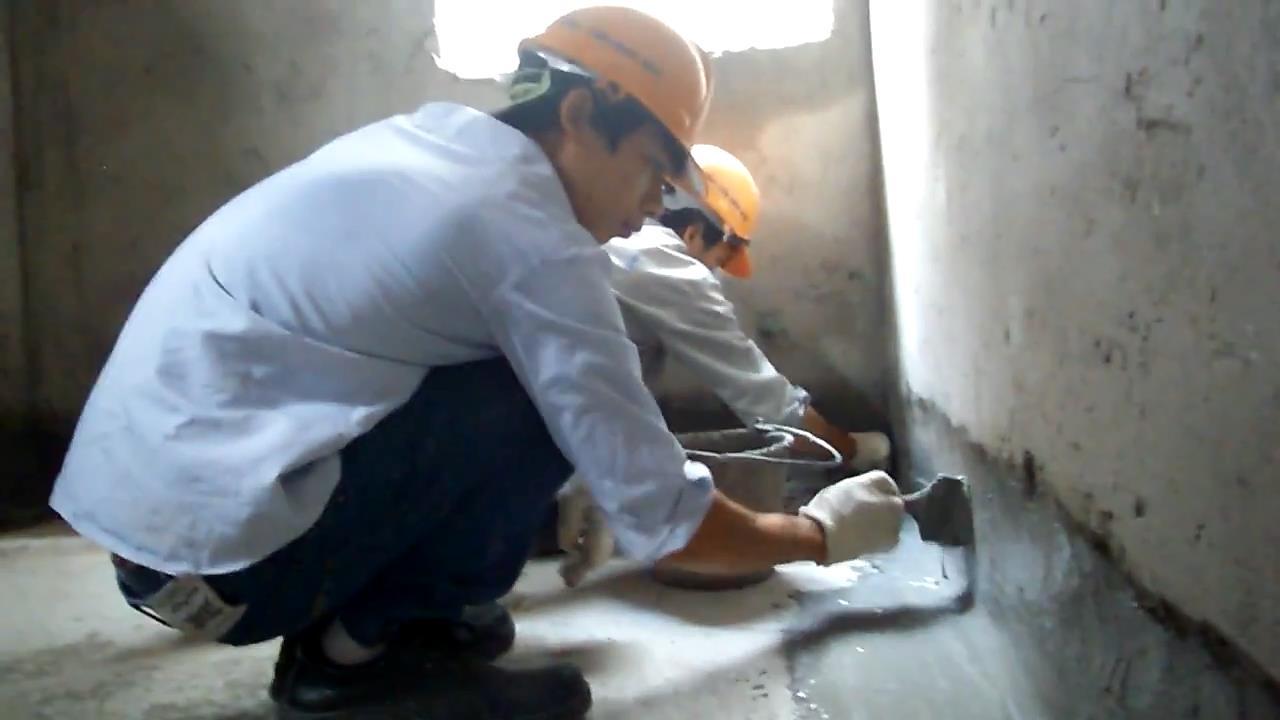 Cách chống thấm nhà vệ sinh tại tphcm