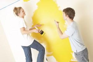 Dịch vụ sơn nhà tại quận Phú Nhuận