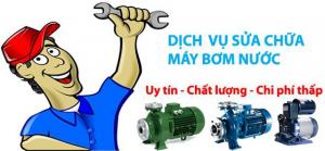Dịch vụ sửa máy bơm nước ở quận 2