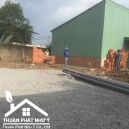 Thi Công Sửa Chữa Nhà Thay Mái Tôn Tại 445/26/4A Nơ Trang Long,Bình Thạnh