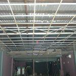 Thi công thạch cao,Sửa chữa nhà tại 261 Lê văn lương,Quận 7