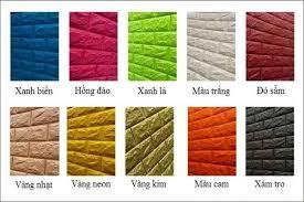 Xốp dán tường 3D giá rẻ tại TPHCM – Hà Nội