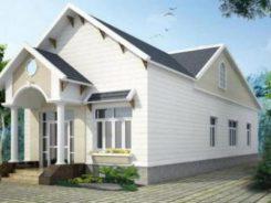 Đơn giá xây dựng nhà cấp 4 giá rẻ – xây dựng nhà đẹp – chất lượng – giá rẻ