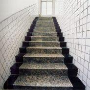 báo giá làm đá granite ốp cầu thang