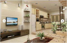 Báo giá sửa chữa căn hộ chung cư uy tín – cải tạo nhà chung cư đẹp
