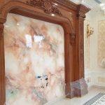 Hướng dẫn sơn giả đá cẩm thạch – Thi công sơn nhà giá rẻ