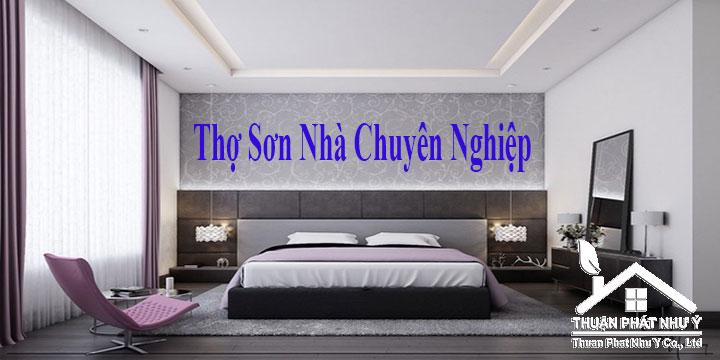 Công Ty Thuận Phát Như Ý Tuyển Thợ sơn