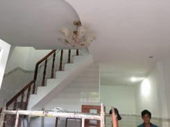 Công trình sơn nhà ở 357/1 kha vạn cân,phường hiệp bình chánh, quận thủ đức