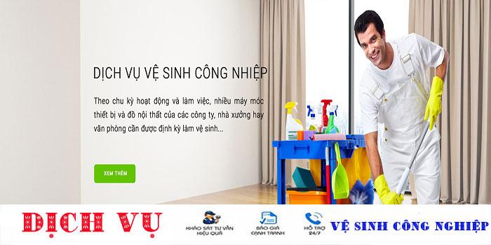 ận Phát Như Ý nhận dịch vụ vệ sinh công nghiệp