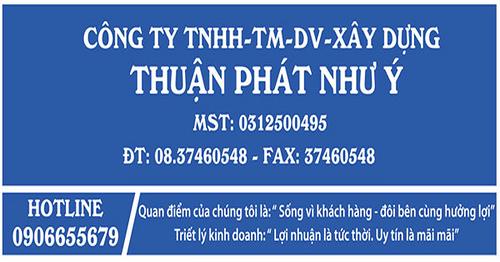 Những lợi ích tuyệt vời khi chọn công ty Thuận Phát Như Ý