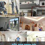 Dịch vụ sơn sửa nhà tại Phú Quốc
