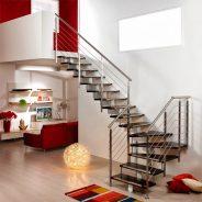 Cửa phòng ngủ có nên đối diện với cầu thang không? Cách hóa giải ?