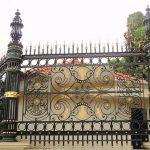 Báo giá thi công làm hàng rào sắt đẹp