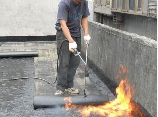 Báo giá thi công màng khò nóng hiệu quả