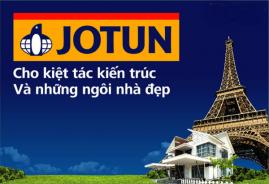 Báo giá sơn Jotun mới nhất