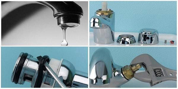 Sửa chữa vòi hoa sen bị rỉ nước