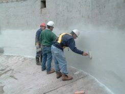 Thợ chuyên nhận sơn chống thấm tường