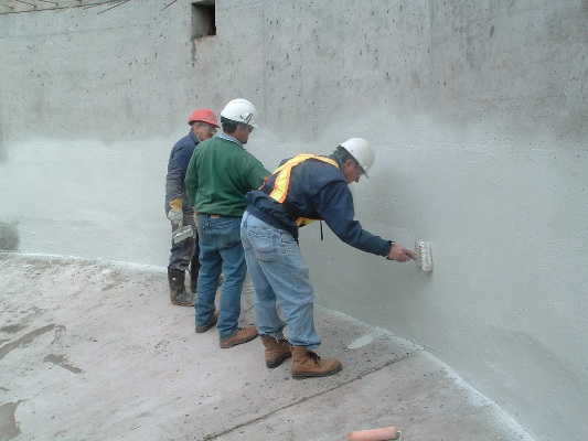 Thợ chuyên nhận sơn chống thấm tường giá tốt nhất