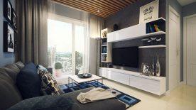 Thiết kế nội thất nhà nhỏ