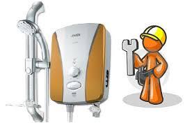 Thợ sửa chữa máy nước nóng tại nhà