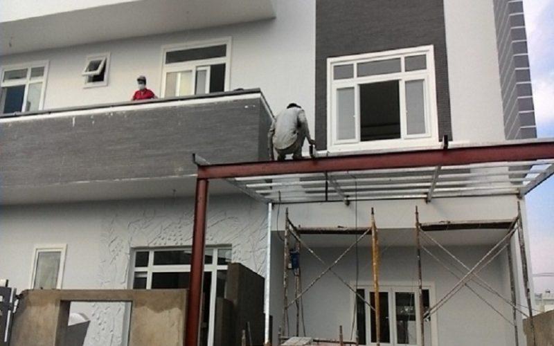 thợ xây sửa nhà uy tín