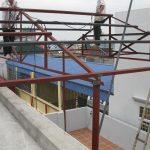 Dựng nhà tôn có phải xin giấy phép xây