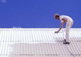 Báo giá thi công sơn mái tôn, mái ngói