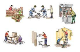 Nhà thầu sửa chữa bảo trì và bảo dưỡng nhà